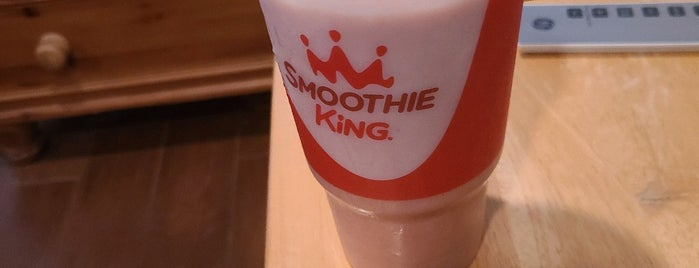 Smoothie King is one of Healthy Happy.