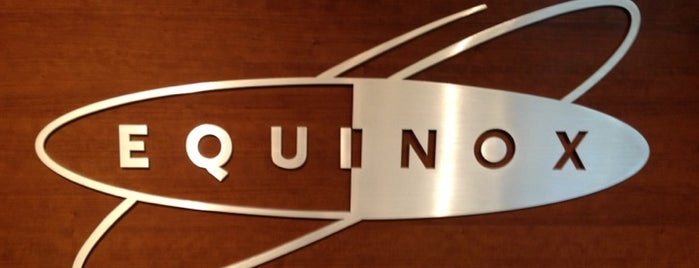 Equinox Dartmouth is one of Locais curtidos por Tim.