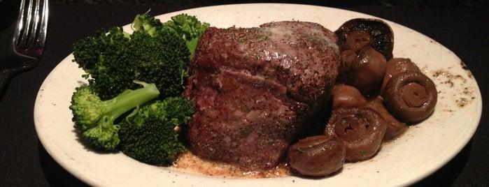 Ruth's Chris Steak House is one of Hampton Roads Spots.