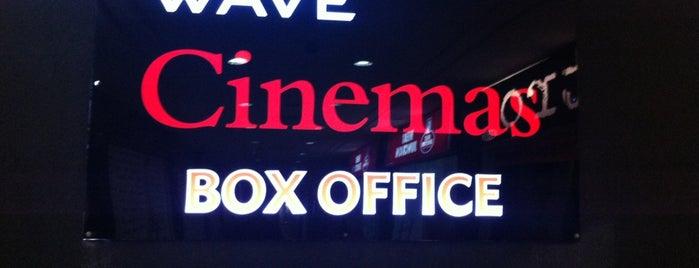 Wave Cinemas is one of Lugares favoritos de Amit.