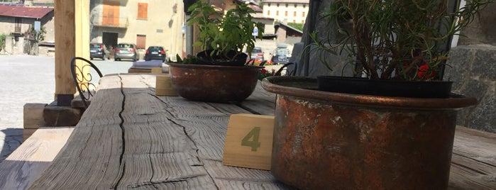Osteria Vecchia Combo is one of สถานที่ที่บันทึกไว้ของ Mirko.