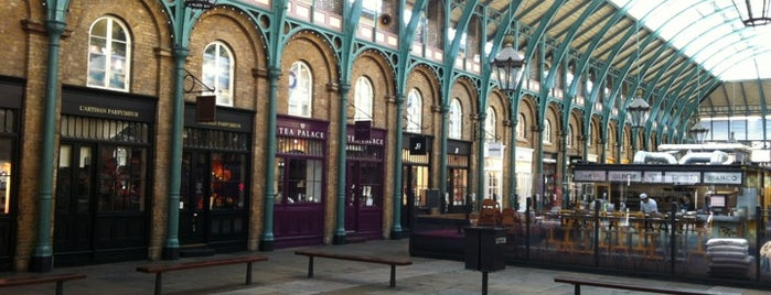Covent Garden is one of London.