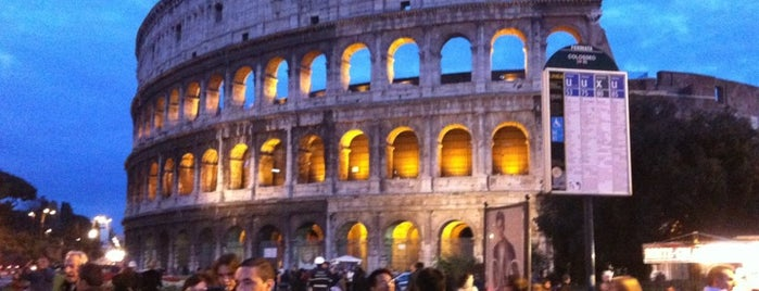 Roma is one of Top 100 Check-In Venues Italia.