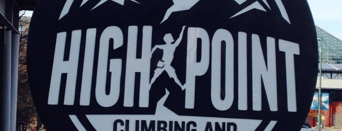 Highpoint Climbing and Fitness is one of Chattanooga.