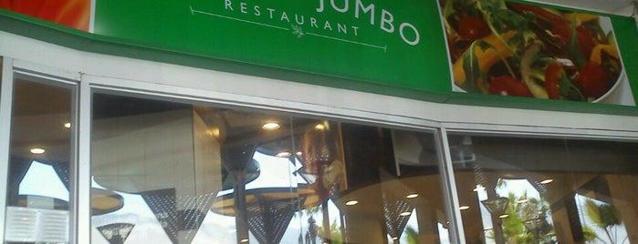 Rincón Jumbo is one of Jumbo- CL.