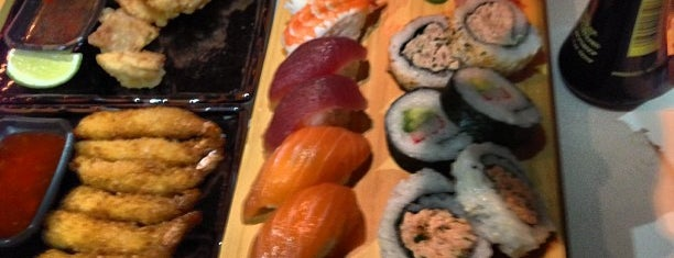 Michie Sushi is one of Dublin Ethnic Food.