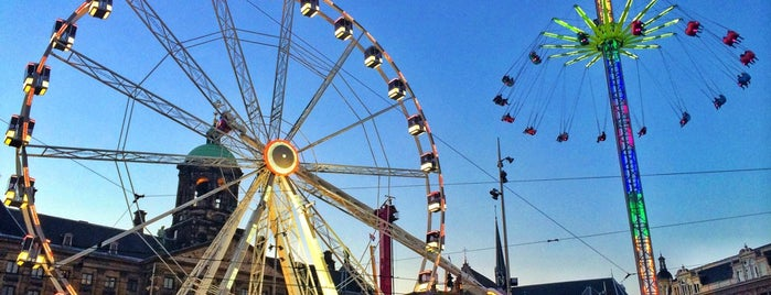 Amsterdam Wheel is one of Tannia 님이 저장한 장소.