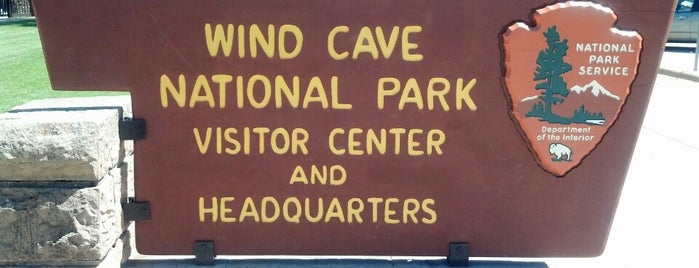 Wind Cave National Park is one of National Parks.