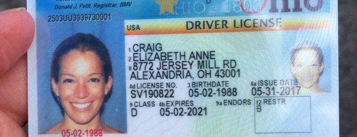 newark ohio drivers license bureau