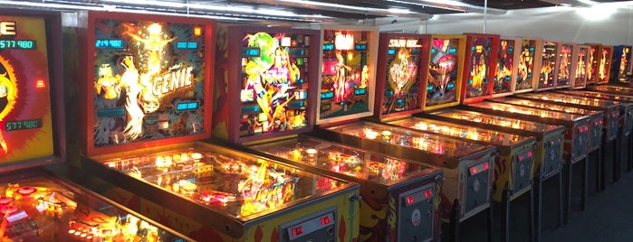 Museum Of Pinball is one of Palm Springs ✌️.