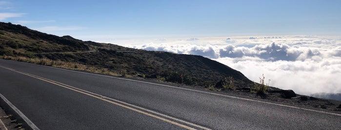 Leleiwi Overlook is one of Maui.