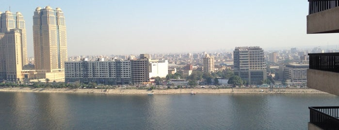 Hilton Cairo Zamalek Residences is one of Orte, die Olivia gefallen.