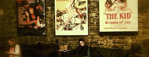 Genesis Cinema is one of London.