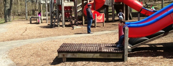 Gedney Park is one of Westchester Fun for Kids.