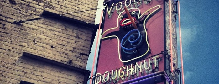 Voodoo Doughnut is one of Cooplaces Portland.