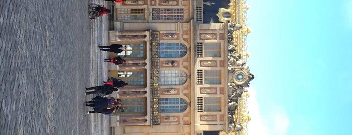 Orangerie du Château de Versailles is one of Versailles, France 🇫🇷.