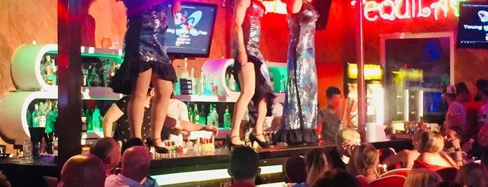 Vip Dance Bar is one of สถานที่ที่ Ulukoz ถูกใจ.