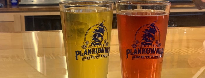Plankowners is one of Breweries I've been to..