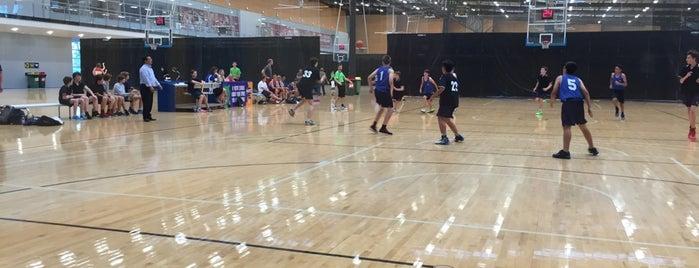 WA Basketball Centre is one of Lieux qui ont plu à Jenny.