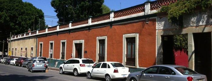 Casa de la Cultura Jurídica is one of #Cervantino2013.