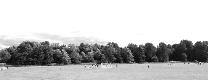 Kings Norton Playing Fields is one of Elliott's Liked Places.