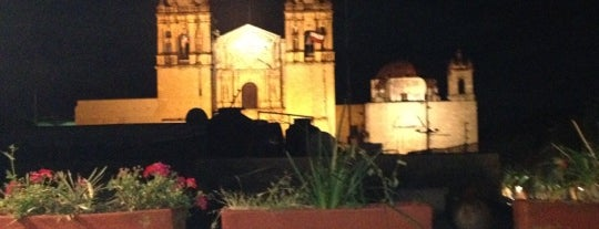 Praga is one of Oaxaca.