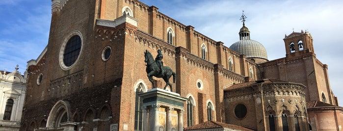 Campo S.S. Giovanni e Paolo is one of Venezia.