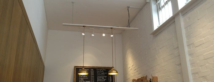 Loft Coffee is one of Specialty Coffee Shops Part 2 (London).