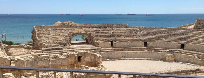 Anfiteatro Romano is one of Tarragona.