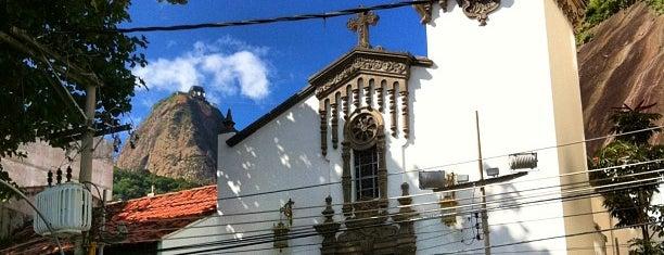 Paróquia Nossa Senhora do Brasil is one of Orte, die Dade gefallen.
