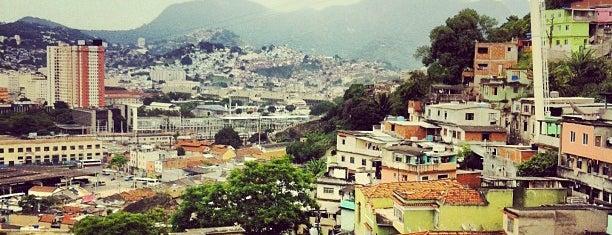 Morro da Providência is one of Rio de Janeiro.