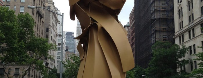 Envious Composure By Albert Paley is one of MAG: сохраненные места.