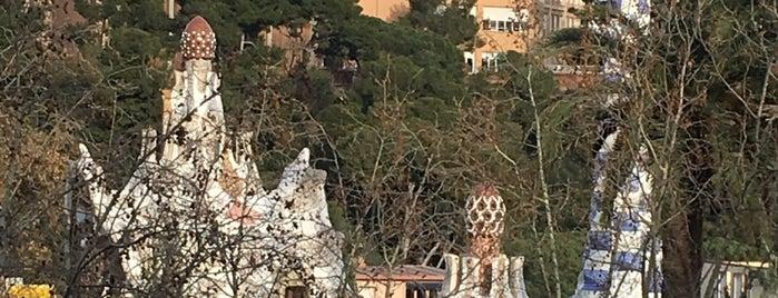 Park Güell is one of Serap'ın Beğendiği Mekanlar.