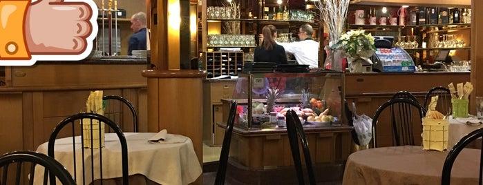 Pizzeria Cin Cin is one of Orte, die Serap gefallen.