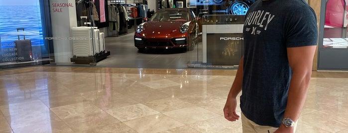 Porsche Design is one of Los Angeles.