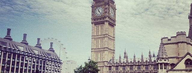 Parliament Square is one of London To Dos.