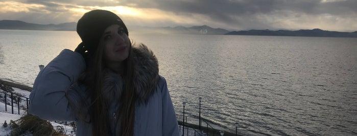 Сопка Любви is one of สถานที่ที่ Anastasia ถูกใจ.