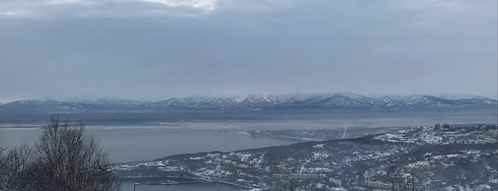 Petropavlovsk-Kamchatsky is one of สถานที่ที่ Anastasia ถูกใจ.