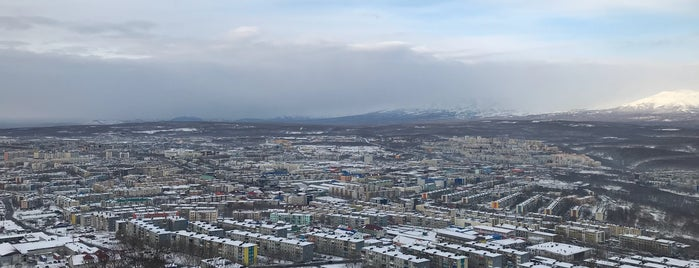 Мишенная сопка is one of สถานที่ที่ Anastasia ถูกใจ.