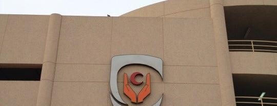 Dallah Hospital is one of A.A.A'nın Beğendiği Mekanlar.