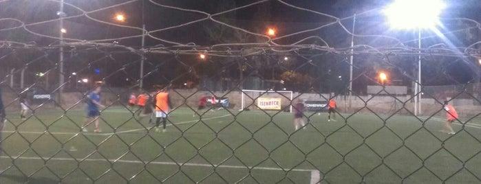 Pizzurno Fútbol is one of Emiliano 님이 좋아한 장소.