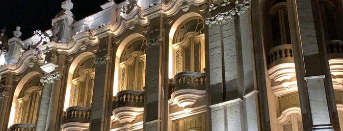 Gran Teatro de la Habana is one of erykaceaさんの保存済みスポット.