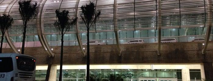 Aeroporto Internacional de Natal / São Gonçalo do Amarante (NAT) is one of ATM - Onde encontrar caixas eletrônicos.