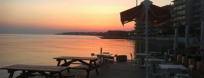 Rıhtım Cafe&Bar is one of Elif 🦋 : понравившиеся места.