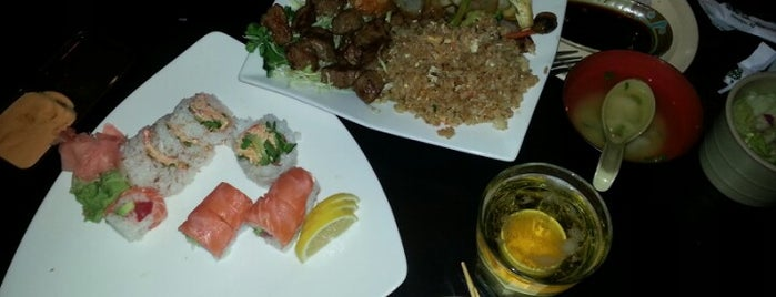 Ah-So Sushi and Steak is one of PHX Happy Hour in The Valley.