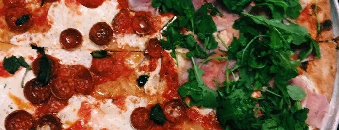 Juliana's Pizza is one of Tempat yang Disukai D.
