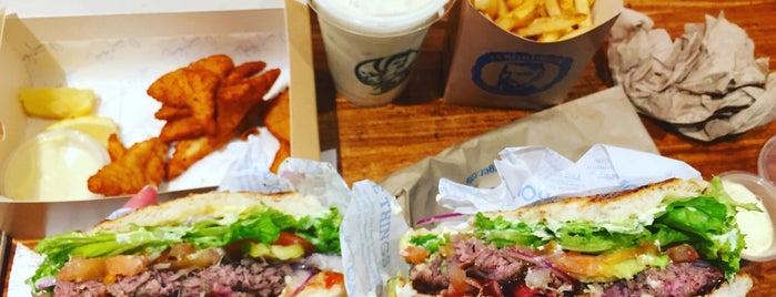 Fergburger is one of Tempat yang Disukai D.