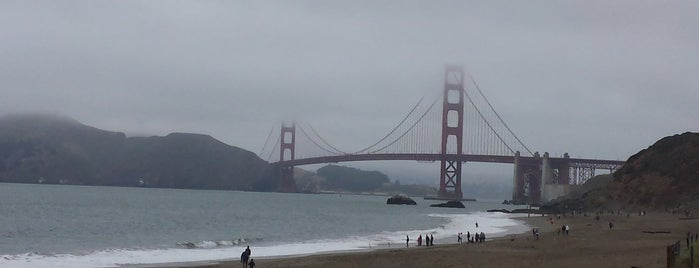 Baker Beach is one of Dさんのお気に入りスポット.