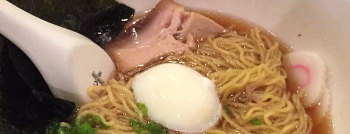 Momofuku Noodle Bar is one of Locais curtidos por D.