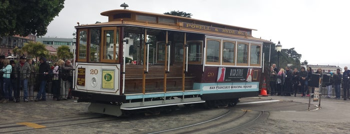 Classic Cable Car Sightseeing Tours is one of Dさんのお気に入りスポット.